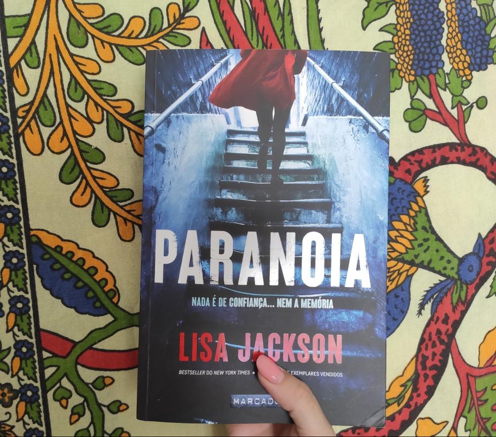 Paranoia, Lisa Jackson