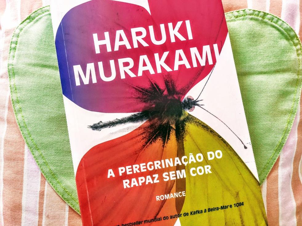 A peregrinação do rapaz sem cor, Haruki Murakami